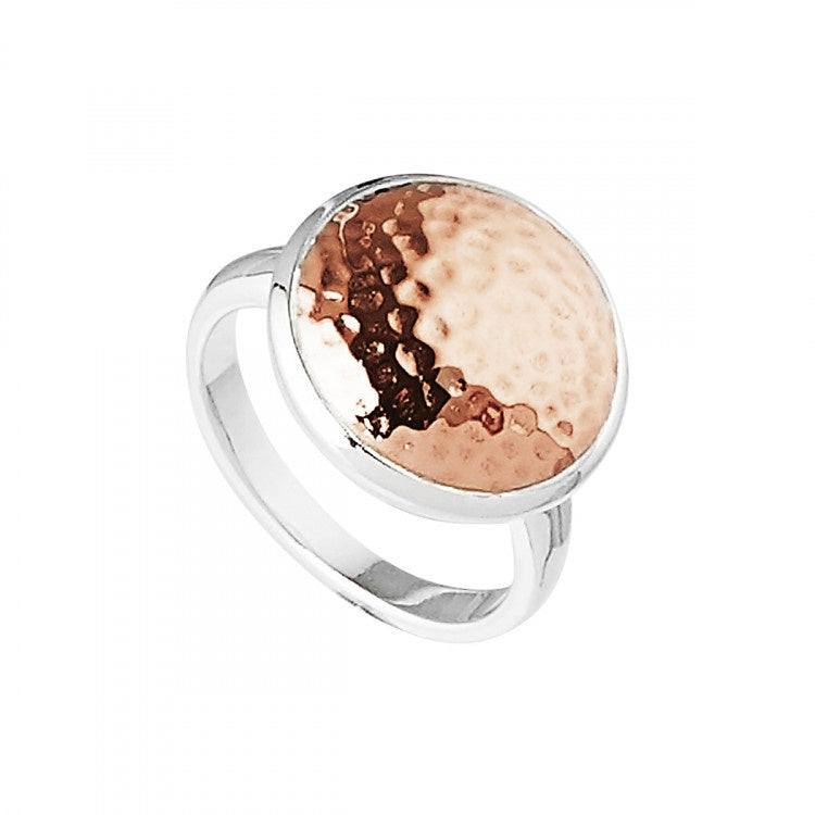 Grand Rosy Glow Ring