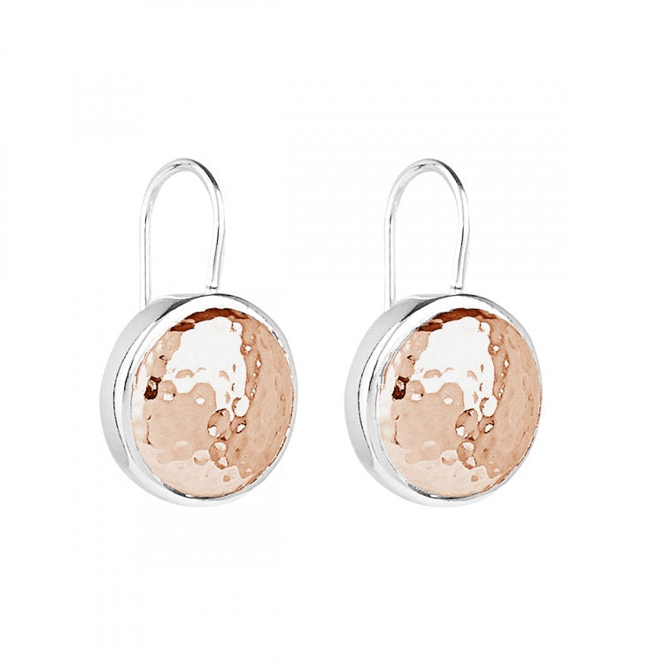 Grand Rosy Glow Earrings