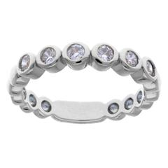 Band Ring Cubic Zirconia