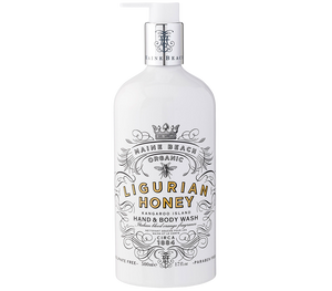 Ligurian Honey Hand and Body Wash 500ml