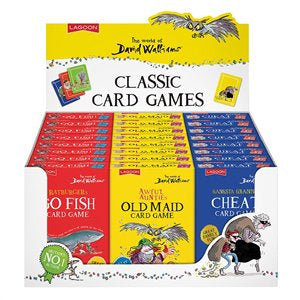 David Walliams Classic Card Games