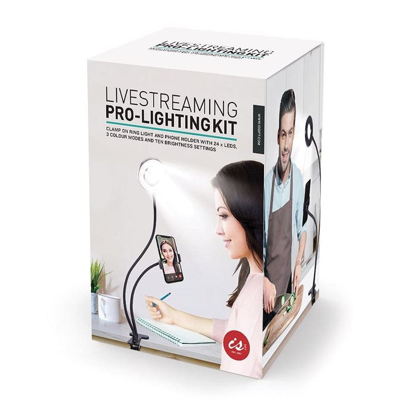 Livestream Pro-Lighting Kit