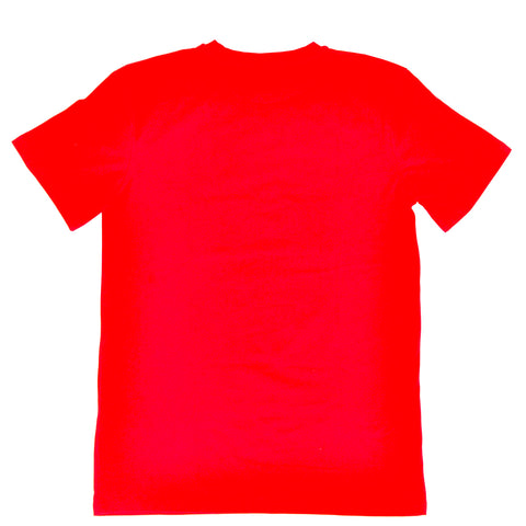 Red Tee with Red VC Logo
