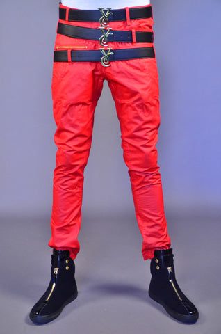 Red Devil Strait Jeans