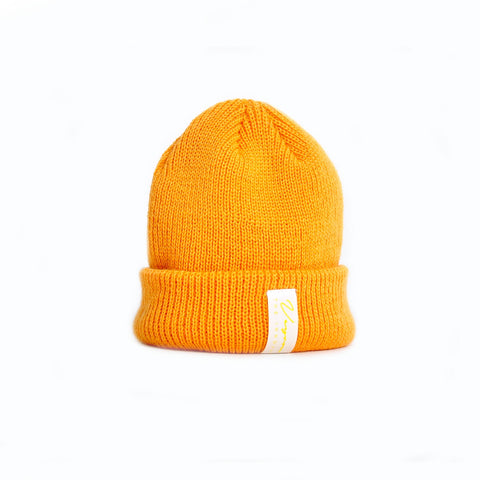 VC Merino Wool Hat - Wheat
