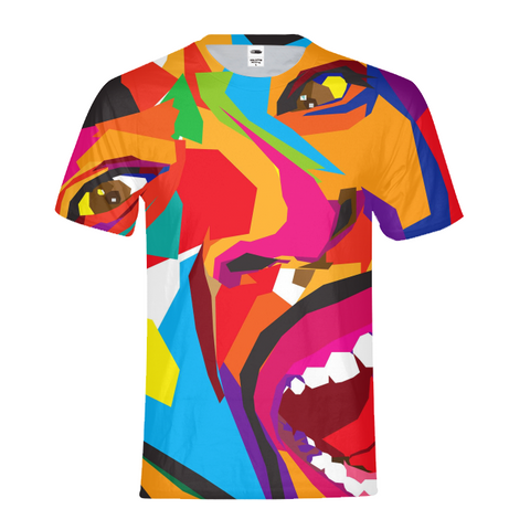 Kids Screaming Face Tee (Limited Quantities)