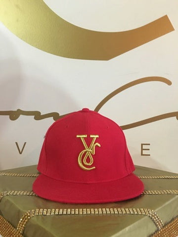 Red VC Logo Hat