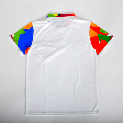 VC Slim Fit Polo - White