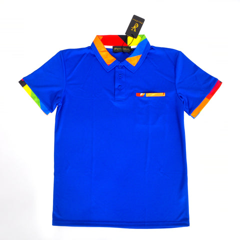 VC Slim Fit Polo - Royal Blue