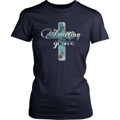 Amazing Grace (Blue)