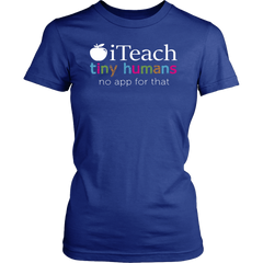 iTeach - Tiny Humans - No App For That