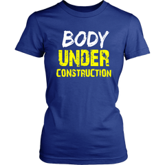 Body Under Construction