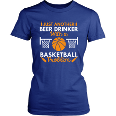 Just Another Beer Drink With A Basketball Problem