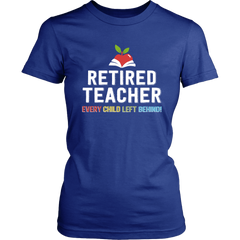 Retired Teacher - Every Child Left Behind