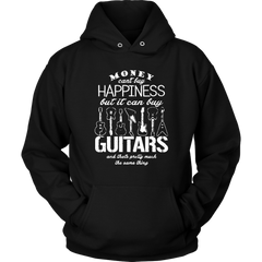 Money Can't Buy Happiness. But It Can Buy Guitars...