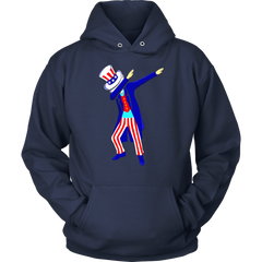 Dabbing Uncle Sam