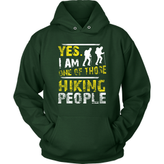 Yes. I Am One Of Those Hiking People