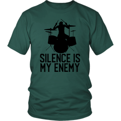 Silence Is My Enemy