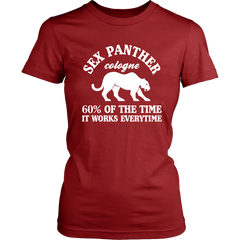 Sex Panther Cologne - 60% Of The Time, It Works Every Time