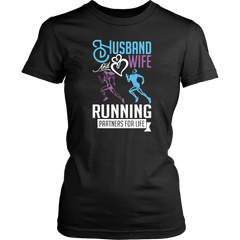 Husband & Wife Running Partners For Life