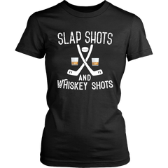Slap Shots And Whiskey Shots
