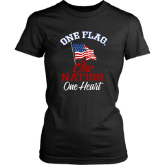 One Flag. One Nation. One Heart