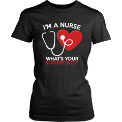 I'm A Nurse. What's Your Superpower?