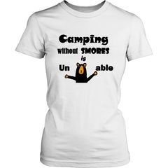 Camping Without Smores Is Unable
