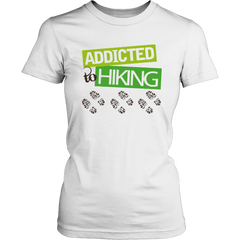 Addicted To Hiking