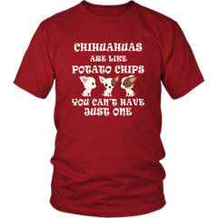 Chihuahuas Are Like Patato Chips. You Can't Have Just One