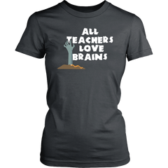All Teachers Love Brains