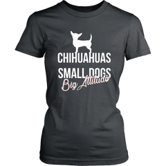 Chihuahuas Small Dogs Big Attitude