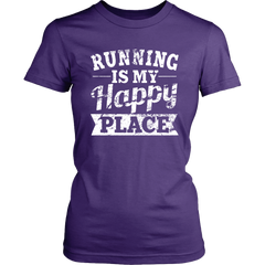 Running Is My Happy Place