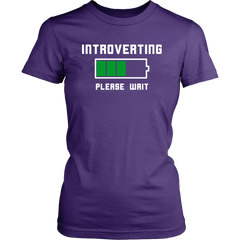 Introverting Please Wait