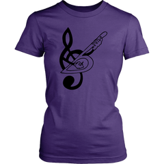 Treble Clef Guitar Bass