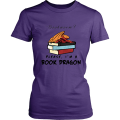 Book Worm ?? Please ! I'm A Dragon