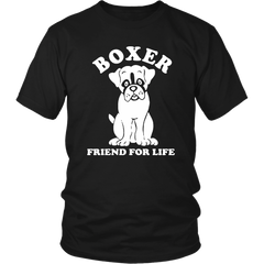 Boxer. Friend For Life