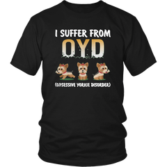 I Suffer From O.Y.D. Obsessive Yorkie Disorder