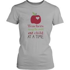 Teachers Change The World - One Child At A Time
