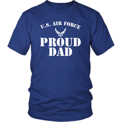 US Air Fource Proud Dad
