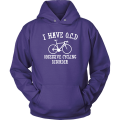 I Have O.C.D Obsessive Cycling Disorder