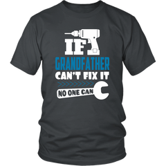 If Grandfather Can't Fix It. No One Can
