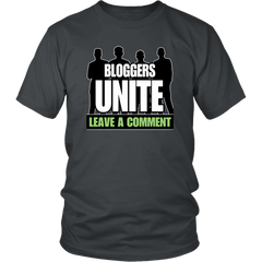 Bloggers Unite. Leave A Comment