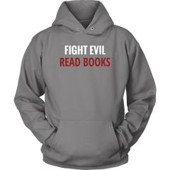 Fight Evil. Read Books