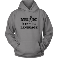 Music Is My 1st Language