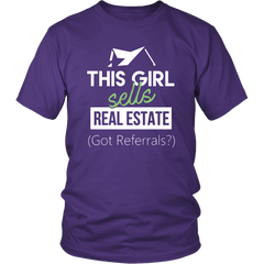 This Girl Sells Real Estate. Got Referrals?