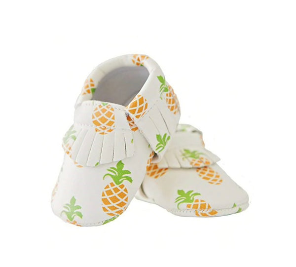 Pineapple Moccasins