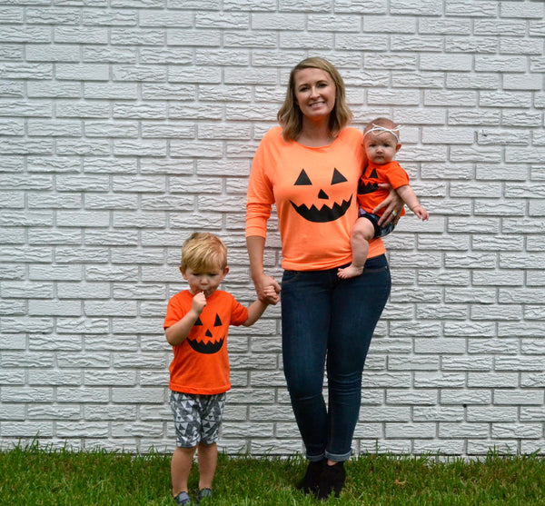 Pumpkin Raglan (Ladies)