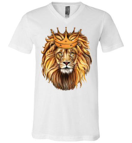 Royal Line of David- V-Neck