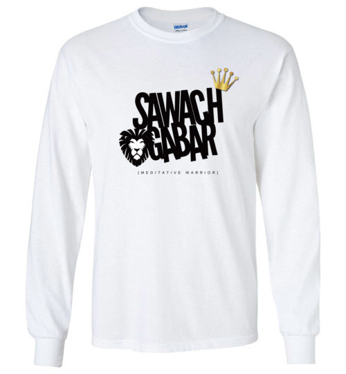 Sawach Brand Long Sleeve-B